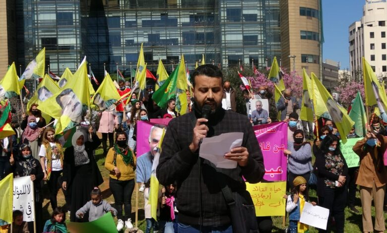 Photo of الجالية الكردية في لبنان تطالب المؤسسات الدولية الالتزام بمسؤولياتها القانونية والإنسانية