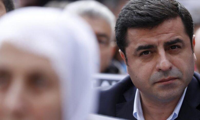 Photo of دميرتاش للقاضي: ستُحاسب قريباً فالحكومة ستتغير بنسبة 99 %