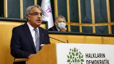 Photo of الرئيس المشترك لـ HDP: يجب جعل الكردية لغة رسمية في تركيا