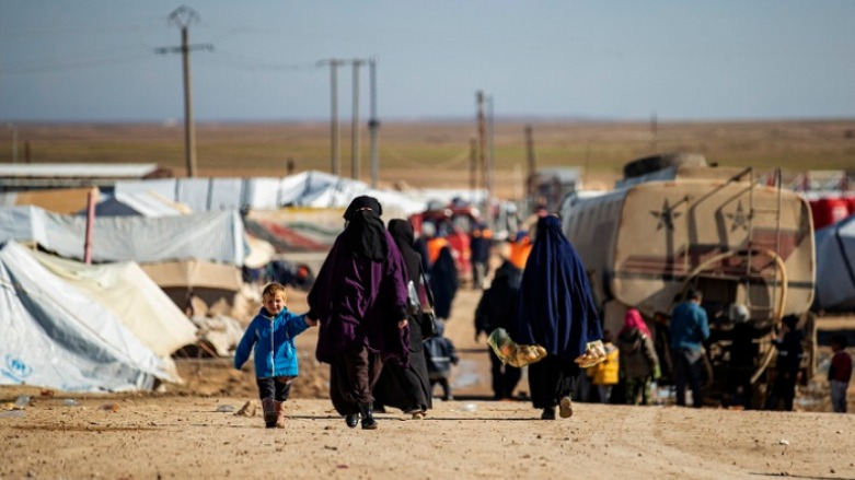 "Photo of ""هيومن رايتس ووتش"" تدعو أوكرانيا إلى استعادة مواطنيها من شمال وشرق سوريا"