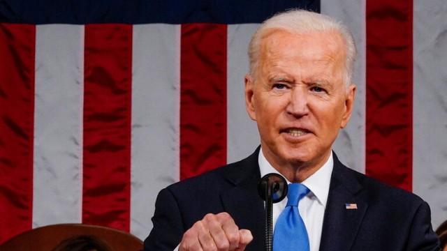 Photo of في أول خطاب له أمام الكونغرس بايدن يحذر: يجب أن نكون على أهبة الاستعداد