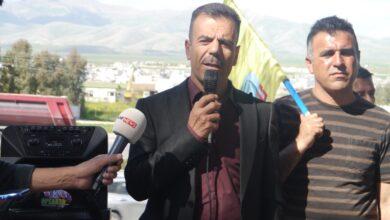 Photo of ممثلية حزبنا ومؤتمر ستار في باشور تباركان ميلاد القائد