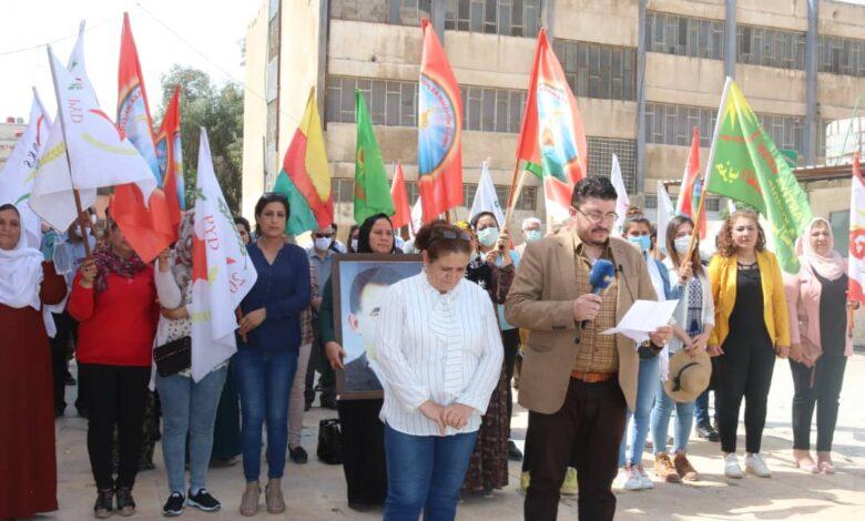Photo of أحزاب ومكونات مقاطعة الحسكة تستنكر هجمات الفاشية التركية على مناطق الدفاع المشروع