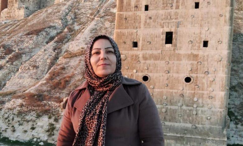 Photo of الأم عويش والقائد أوجلان