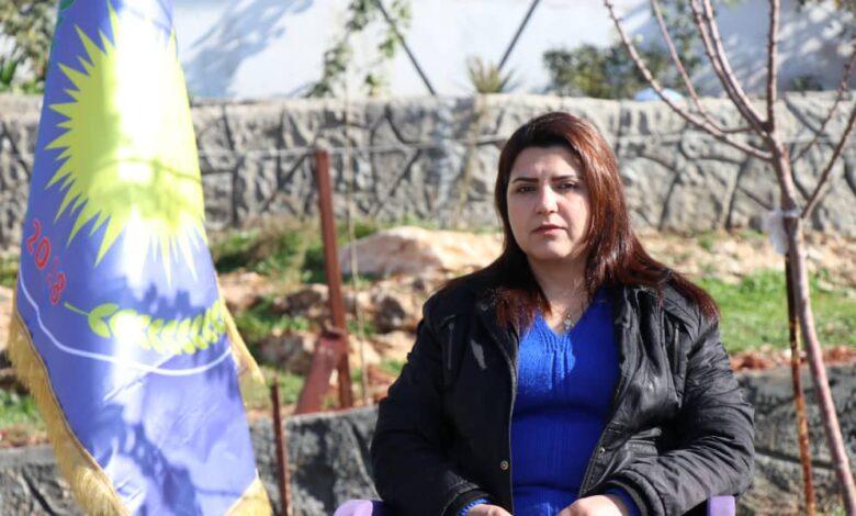Photo of أمينة بيرم: حكومة البعث تعيش في كوكب آخر