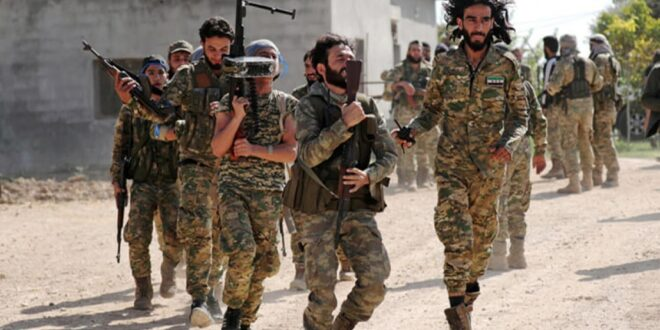 Photo of مرتزقة تركيا السوريون يحاربون معها في شمال العراق