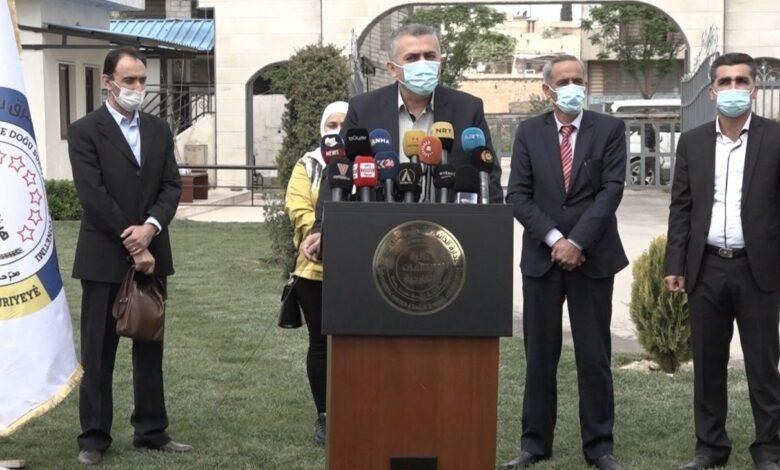 Photo of هيئة الصحة تحذر من تحول شمال وشرق سوريا إلى بؤرة لوباء كورونا