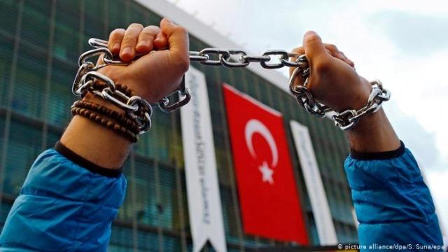 Photo of مجلس الشيوخ الأمريكي يقرّ تشريعات للدفاع عن حقوق الإنسان في تركيا
