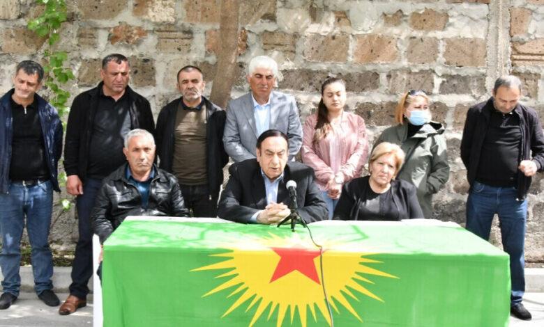 Photo of الكرد في أرمينيا ينددون بالهجوم التركي على باشور