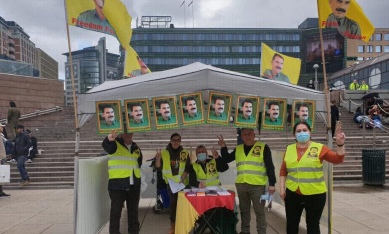 Photo of النرويج.. الكردستانيون ينظمون فعالية تنديداً بالعزلة المفروضة على القائد