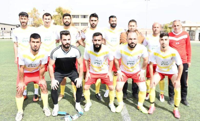 Photo of نادي برخدان الرياضي في قامشلو يتأهل للأدوار النهائية