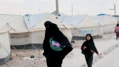 Photo of وسط قلق أممي.. مخيم الهول مهدد بارتفاع حالات الإصابة بفيروس «كوفيد – 19»