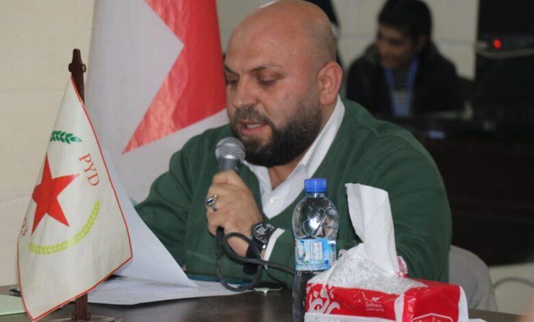 Photo of أمين عليكو: البعث يستغل الأوضاع المعيشية الصعبة عبر مسرحية 51 مرشح.