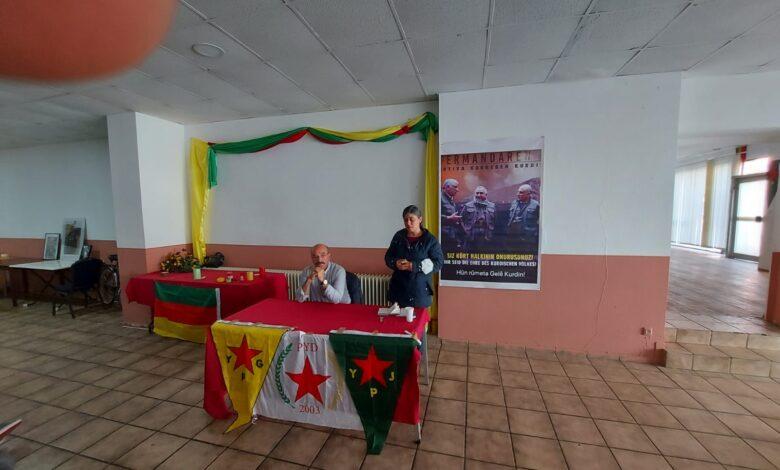 Photo of اجتماعات مكثفة لـ PYD في أوروبا تبدأ من ألمانيا