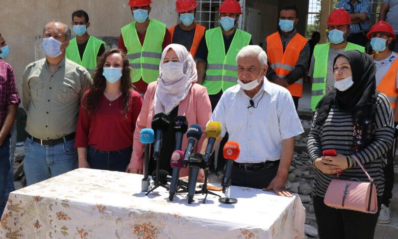 Photo of هيئة التربية والتعليم في إقليم الجزيرة في جولة تفقدية على المدارس