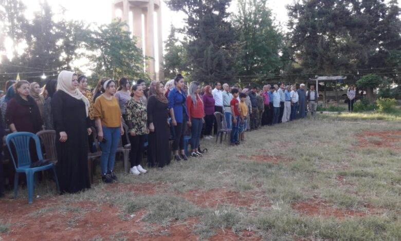 Photo of مجلس ناحية الدرباسية يعقد اجتماعاً موسعاً للأهالي