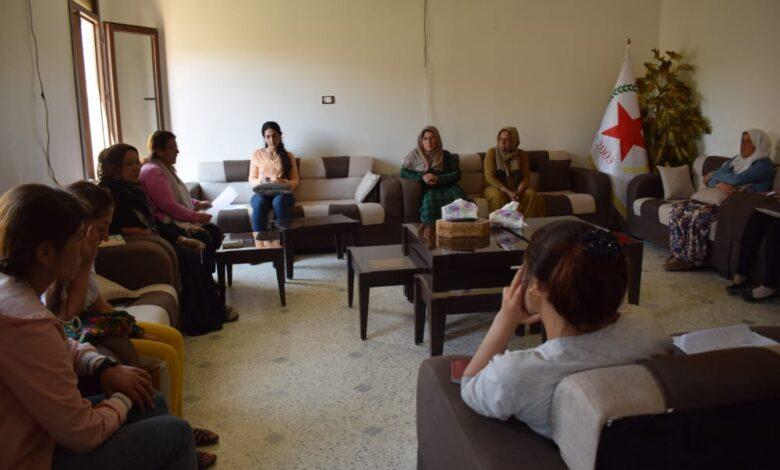 Photo of لتفعيل دور المرأة .. مجلس المرأة في الـ PYD يبدأ بحملته التنظيمية