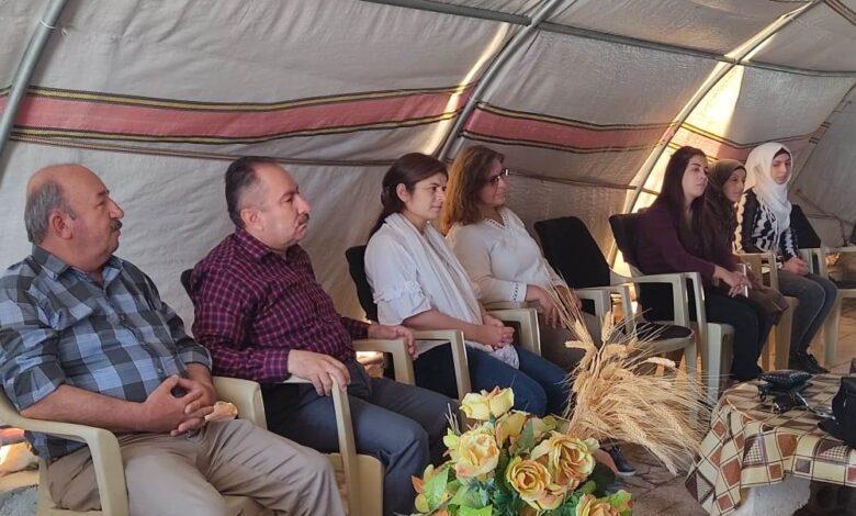 Photo of وفد من حزب سوريا المستقبل يزور حزبنا في الشهباء