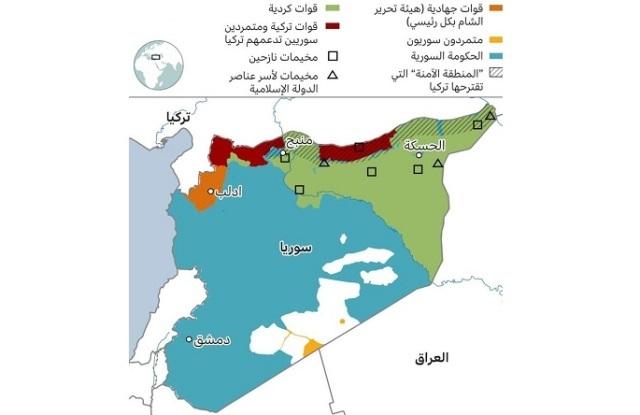 Photo of تقرير أمريكي يحذّر: دولة جديدة تسعى للتدخل العسكري بسوريا