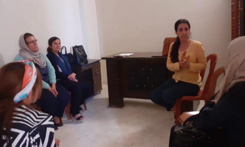 Photo of مجلس المرأة في الـ PYD يعقد اجتماعاً تنظيمياً في ناحية جلبية