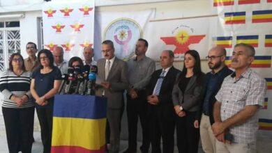Photo of سنحريب برصوم: ندعو المجتمع الدولي إلى محاسبة المسؤولين عن مجزرة مجزرة سيفو