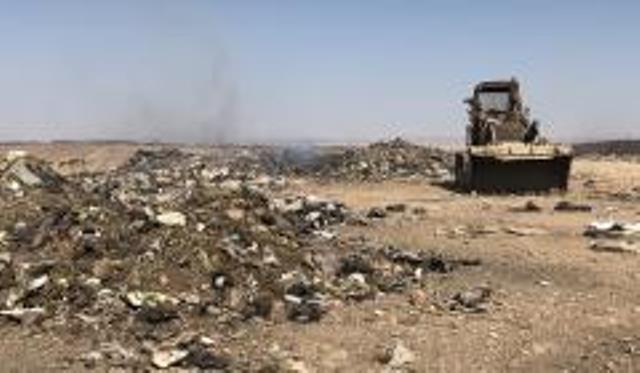 Photo of هيئة الإدارة المحلية والبيئة انجزت 90 % من مشروع نقل النفايات