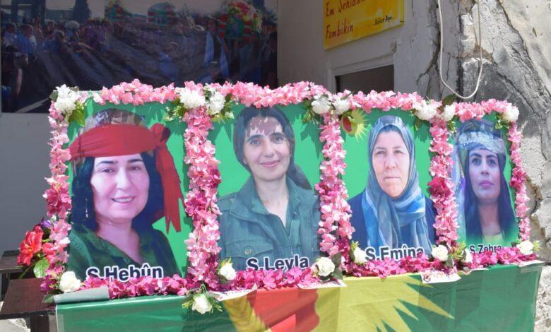 Photo of استذكاراً لشهيدات حلنج .. مؤتمر ستار يفتتح متحفاً في كوباني