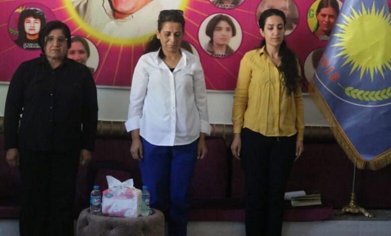 Photo of مجلس المرأة في الـ PYD يعقد اجتماعه النصف سنوي