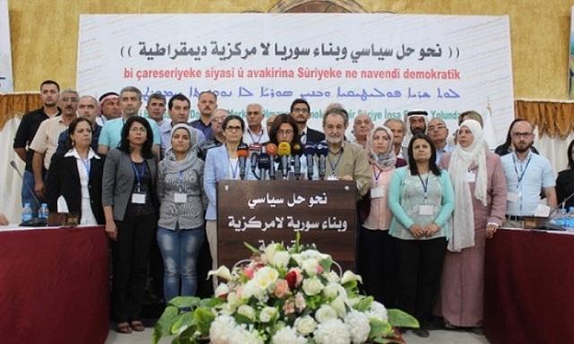 "Photo of ""مسد"": الائتلاف ينفذ سياسات مشغليه ويشكّل خطراً على الشعب السوري"