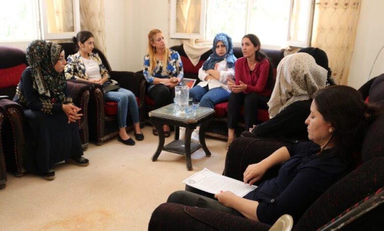 Photo of مجلس المرأة في الـ PYD مستمرٌ بعقد الاجتماعات التنظيمية في إقليم الجزيرة