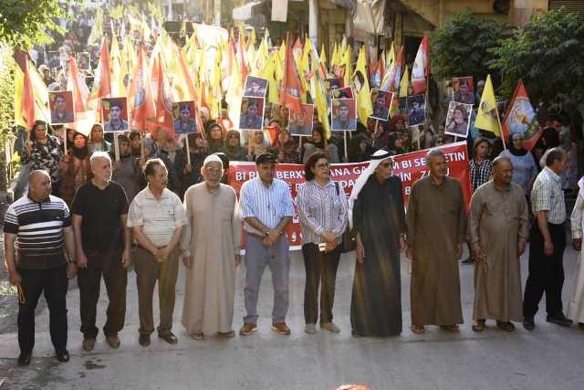 Photo of مجلس عوائل الشهداء بحلب يدعو المجتمع الدولي لوقف إرهاب تركيا