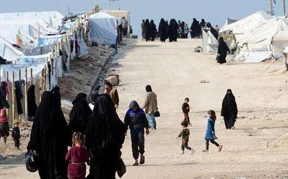 """Photo of مساعي لإعادة مغربيات وأطفالهن """"عوائل تنظيم داعش"""" من مخيمي الهول وروج"""
