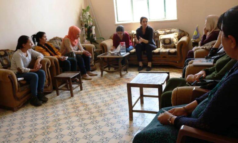 Photo of مجلس المرأة يعقد سلسلة من الاجتماعات التنظيمية في إقليم الجزيرة