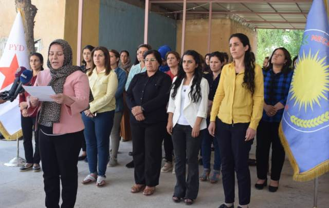 Photo of مجلس المرأة في الـ PYD يدين حالات القتل التي تطال المرأة