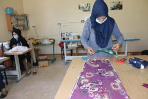 Photo of وقفة المرأة الحرة تواصل مشاريعها التطورية في شمال وشرق سوريا