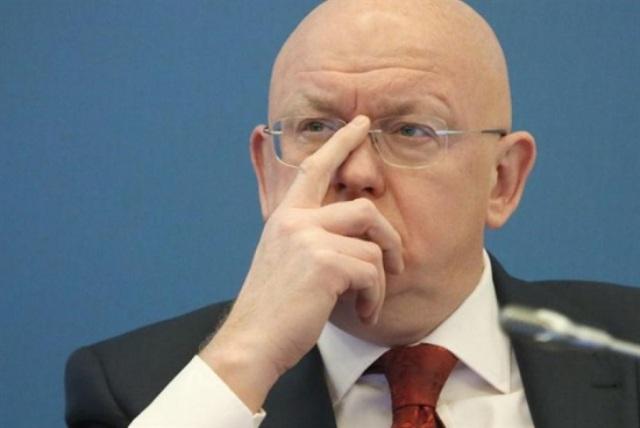 Photo of السفير الروسي فاسيلي نيبيزيا: هل الكلام عن سيادة سوريا لا يعني شيئاً لكم!