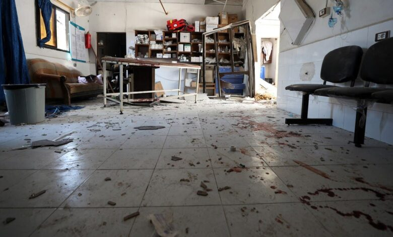 Photo of الـ Jerusalem Post: تحاول تركيا استخدام قصف مشفى عفرين للدعاية