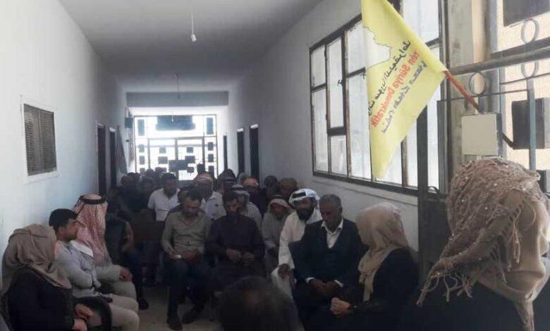Photo of الـ PYD مستمرٌ بعقد الاجتماعات الجماهيرية في إقليم الجزيرة