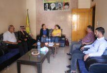 Photo of وفد من حزبنا يزور حزب الاتحاد الوطني الحرَ في قامشلو