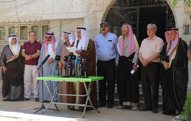 Photo of هيئة أعيان شمال وشرق سوريا تدعو العشائر الأصيلة في منبج لعدم الانجرار للفتن