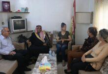 Photo of وفد من حزبنا يزور مكتب حزب التغيير الديمقراطي الكُردستاني