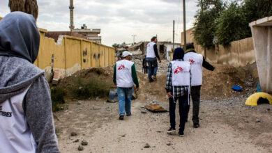 Photo of منظمة أطباء بلا حدود تدعو إلى تجديد قرار فتح معبري اليعربية وباب السلام