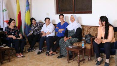 Photo of مجلس المرأة يعقد سلسلة من الاجتماعات التنظيمية في مقاطعة قامشلو