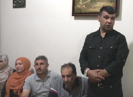 Photo of اعضاء حزبنا ومؤتمر ستار في لبنان يعزون ذوي الشهيد محمد الأحمد