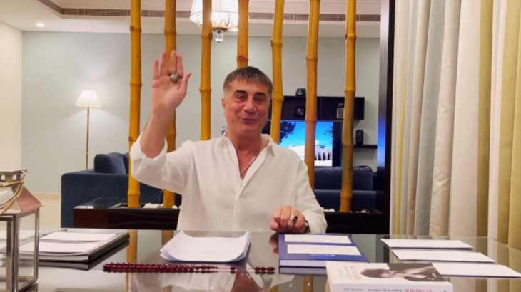 Photo of زعيم المافيا التركي يوقف فيديوهاته بسبب التهديد بالاغتيال