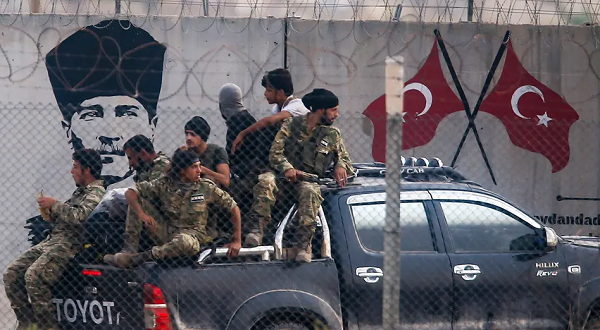 Photo of مركز توثيق الانتهاكات : أكثر من 320 حالة اعتقال في عفرين  منذ بداية 2021 وحتى نهاية تموز