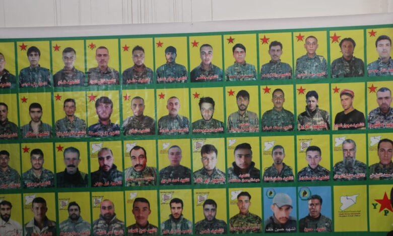 Photo of مؤسسة عوائل الشهداء في الشدادي تستذكر 47 شهيداً من شهداء تموز