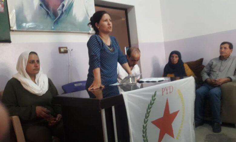 Photo of استمراراً للحملة التنظيمية ..حزبنا يعقد سلسلة من الاجتماعات في إقليم الجزيرة