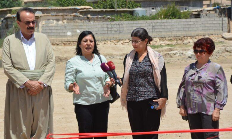 Photo of الرئيسة المشتركة لـ KNK (زينب مرادي): نحن بحاجة للوحدة الكردية