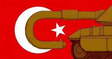 Photo of بعد 5 سنوات على المحاولة الانقلابية ..تركيا أكثر دموية